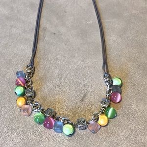 "Brighton ""Mimosa"" Multicolored Necklace"